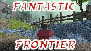 Fantastic Frontier! A Fantasy Game | Roblox | Fantastic Frontier | Episode 1