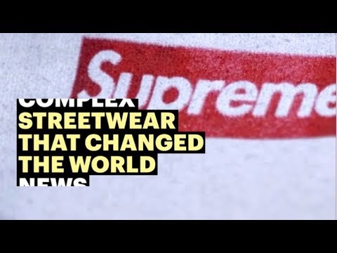 Supreme, Champion & adidas in the MoMA: Streetwear That Changed the World