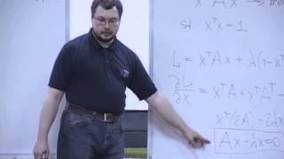 Лекция 13: Самосопряженные операторы и симметричные матрицы