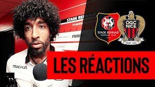 Rennes 0-0 Nice : les réactions