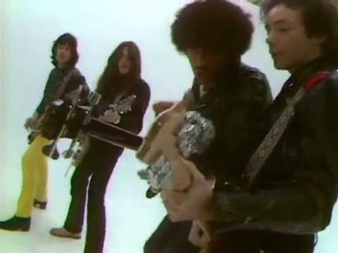Thin Lizzy - 'Do Anything You Want To' Top Of The Pops