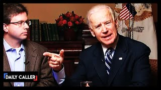 FLASHBACK: Biden Says To 'Fire Two Blasts' From A Double-Barrel Shotgun To Ward Off Intruders