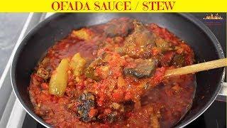 How to Make Ofada Stew   How to Cook Ofada Stew   Ofada Stew Ata Dindin   Yummieliciouz Food Recipes
