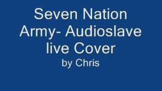 Audioslave- Seven Nation Army Live