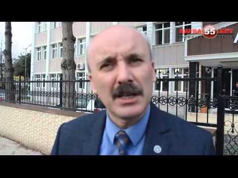 Milli Eğitim Müdürlüğü Dava sonrası İbrahim Akekmekci konuşması