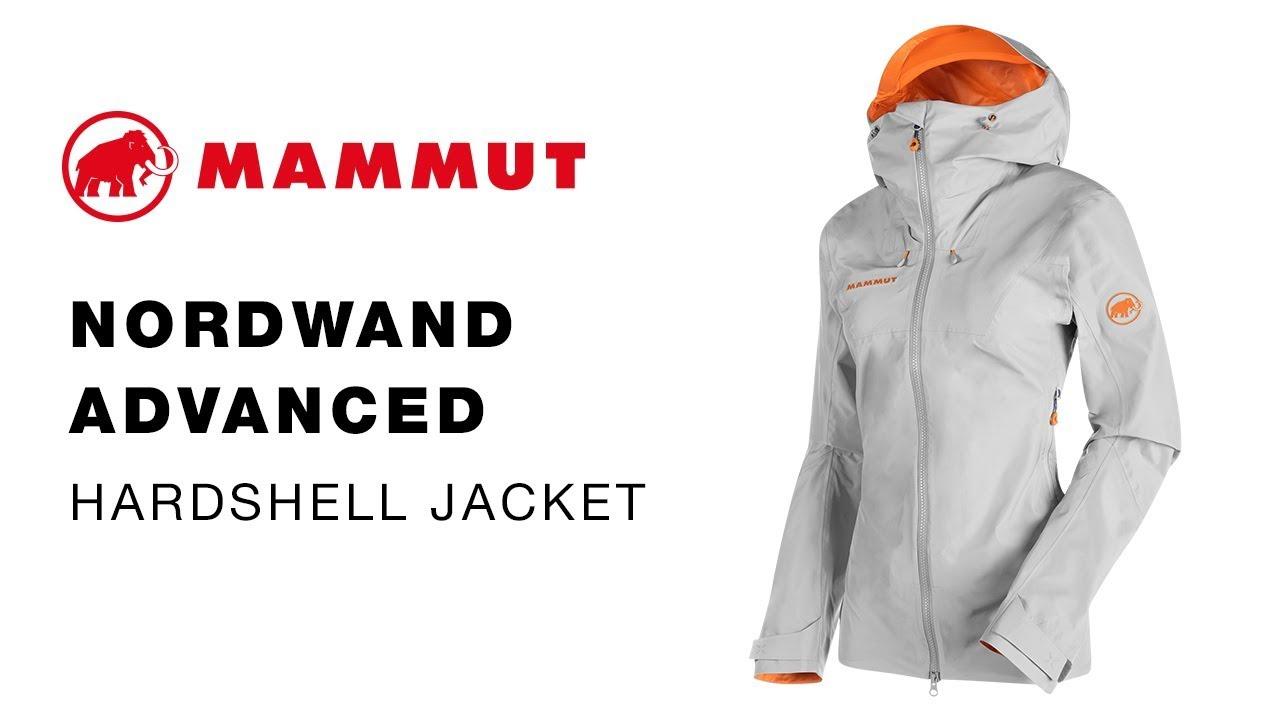 newest eff8e 98a90 Mammut Nordwand Advanced Hardshell Jacket - Eiger Extreme