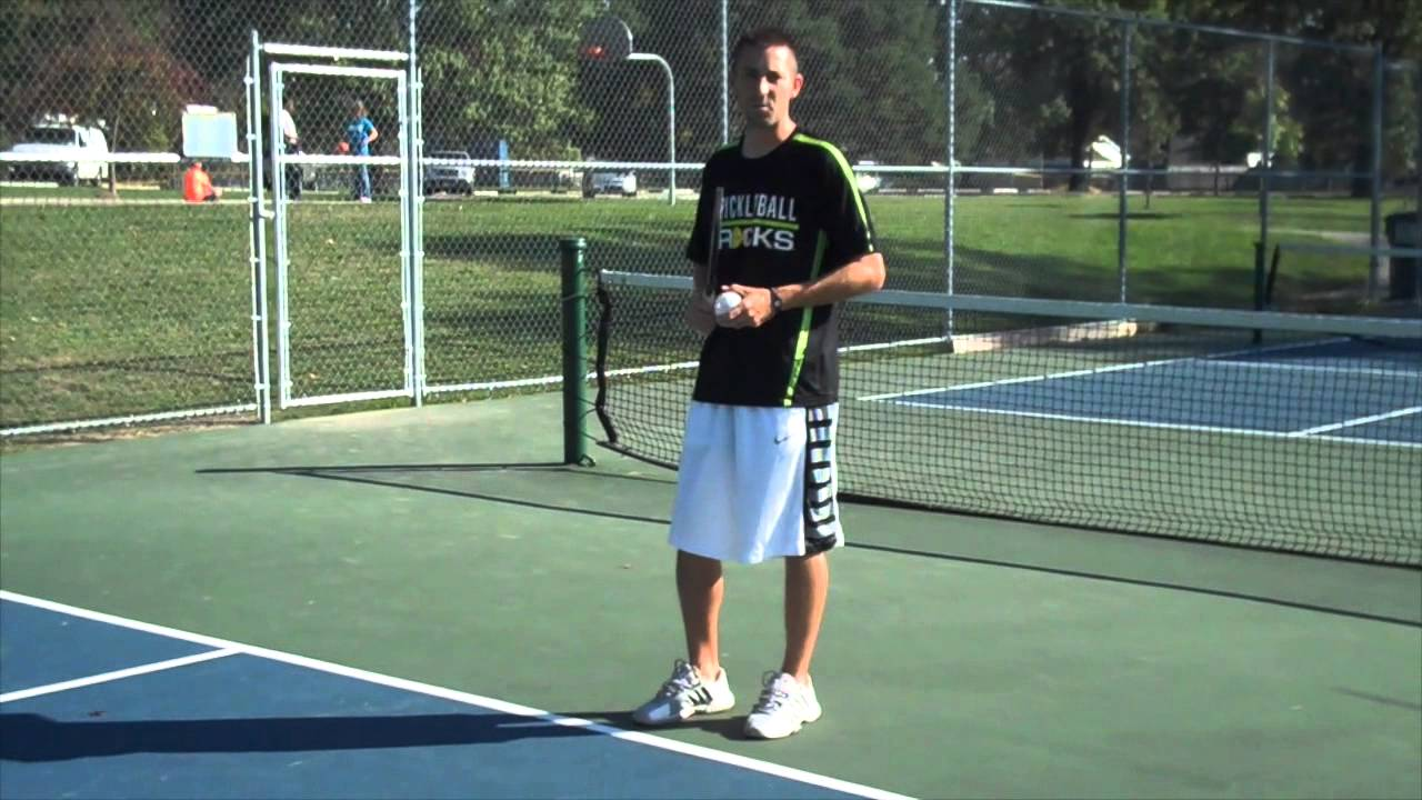 How To Play Pickleball Pickleball Rules And Scoring