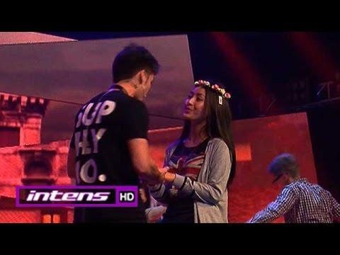 Kemesraan Stefan-Willona di Gladi Resik Drama Musikal Bikin Baper - Intens 22 Agustus 2016