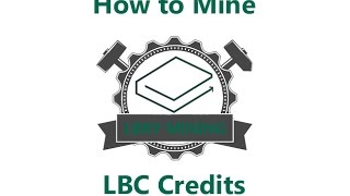 How To Mine LBRY / LBC (And make a LBC Wallet) With Any Newer AMD Graphics Card