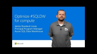 Optimize for compute: New Azure SQL Data Warehouse performance tier | T140