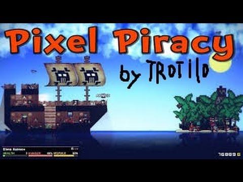 Скачать Pixel Piracy Rus Торрент - фото 10