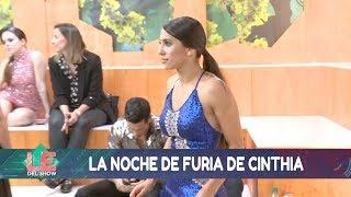 Los especialistas del show - Programa 26/11/18 - La noche de furia de Cinthia Fernández