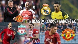 💥Tin bóng đá 23/03 Aubameyang về MU sẽ dùng số áo nào? Liverpool tìm đối tác Van Dijk từ Atletico