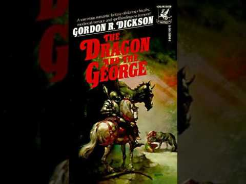 Gordon R. Dickson Audiobook The Dragon and the George