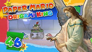 PAPER MARIO: THE ORIGAMI KING 📃 #46: Thermale Erkundung mit Kamek & Bowser Jr. in Bad Elysium