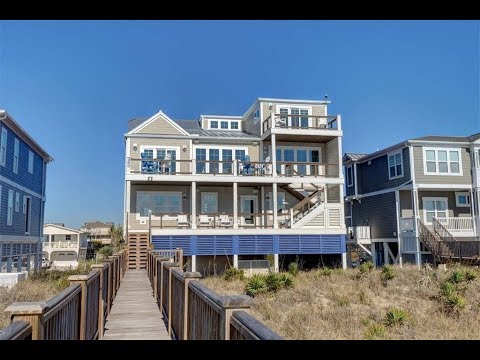 Timeless Oceanfront Home in Holden Beach, North Carolina | Sotheby's International Realty