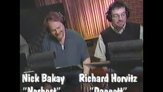 Angry Beavers - Behind the Scenes promo (1996)