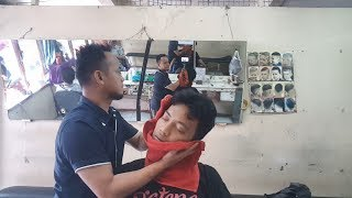 NECK CRACK | Very Relaxing Head Massage an Amazing Skill | ASMR Video Indonesia