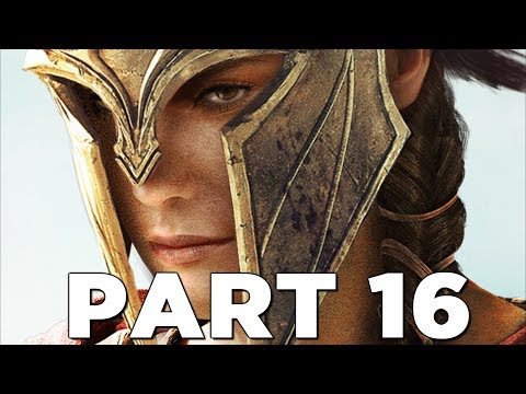 ASSASSIN'S CREED ODYSSEY Walkthrough Gameplay Part 16 - PERIKLES (AC Odyssey)