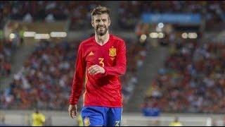 Entertainment News 247 - スペインで大流行!「#ピケ代表追放」、ロシアW杯後には代表引退が決定しているが。。。