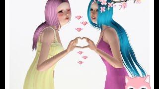 The Sims 3 : Создание персонажа из клипа
