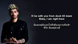 Video Dusk Till Dawn – Zayn featuring Sia + Thaisub download MP3, 3GP, MP4, WEBM, AVI, FLV Mei 2018