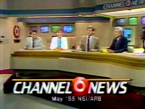 1985 - WRTV 5 p.m. News Open