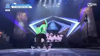 Produce 101 Season 2 Battle Dance [CUT] [INDO SUB]