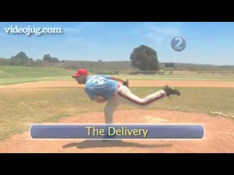 How To Pitch From The Stretch In Baseball