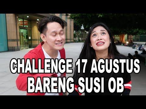 VLOG - CHALLENGE NYANYI LAGU NASIONAL INDONESIA - 17 AGUSTUSAN