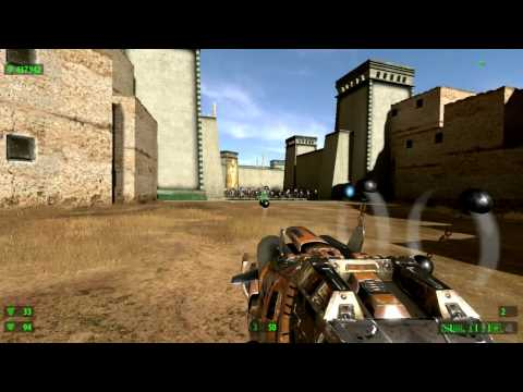Serious Sam: The First Encounter | Crazy Horse Killing Field |