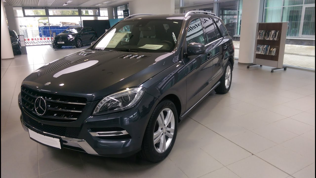 2015 mercedes ml 350 bluetec youtube. Black Bedroom Furniture Sets. Home Design Ideas