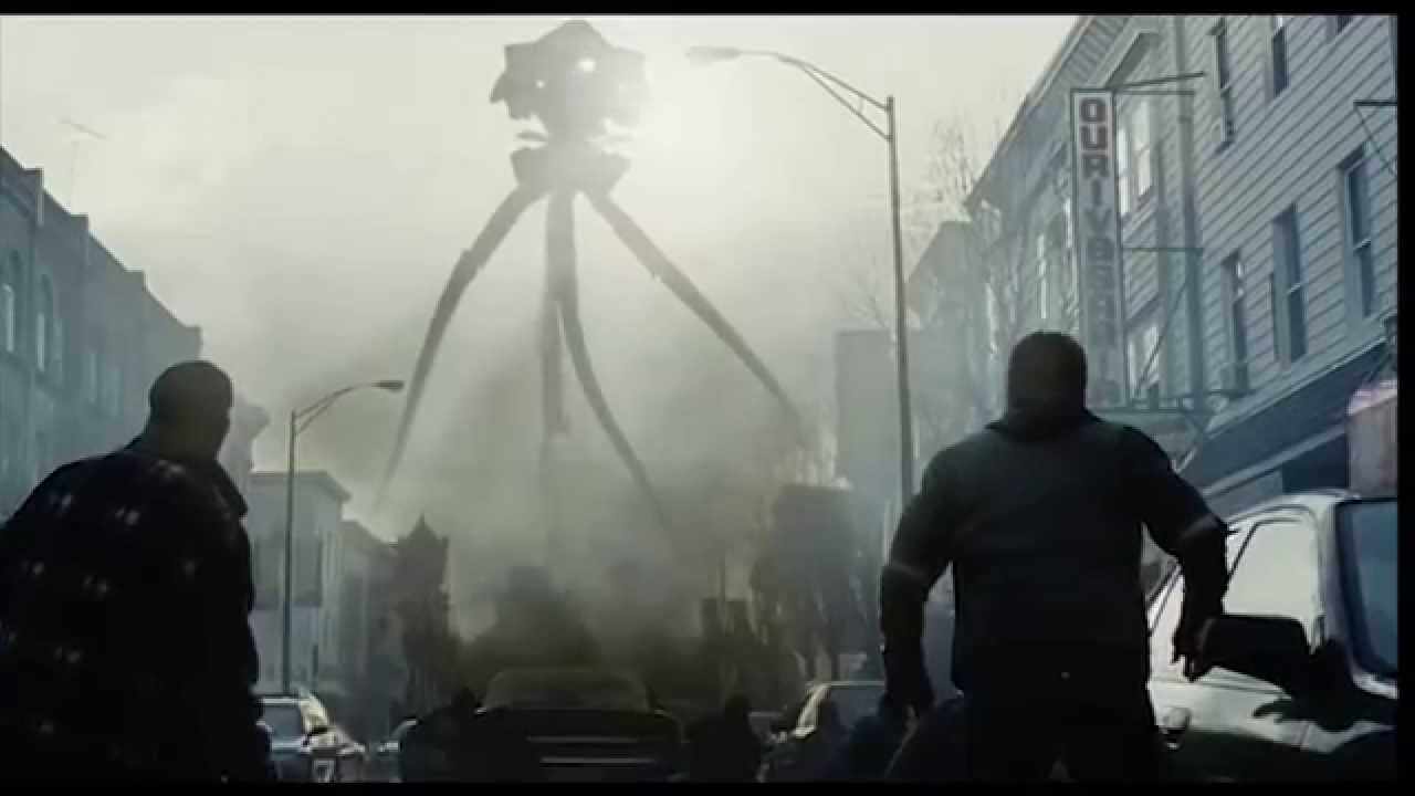 sound effect war of the worlds tripod youtube