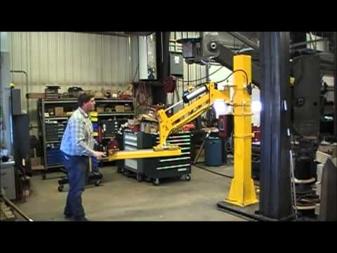 Inline Dc Tool With Linear Torque Arm 900 Nm Youtube