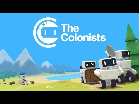 The Colonists - Coming Soon