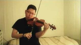 Oblivion Violin Cover - DJ Max Portable