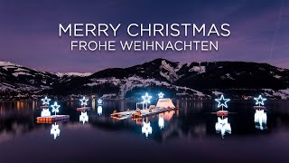 Merry Christmas from Zell am See-Kaprun 🎄