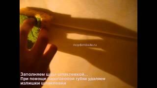 Как заделать швы потолочной плитки(Затирка швов потолочной пенопластовой плитки - детальная инструкция., 2014-10-04T17:37:14.000Z)