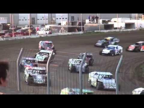 USRA B-Mod feature Cresco Speedway 5/31/15
