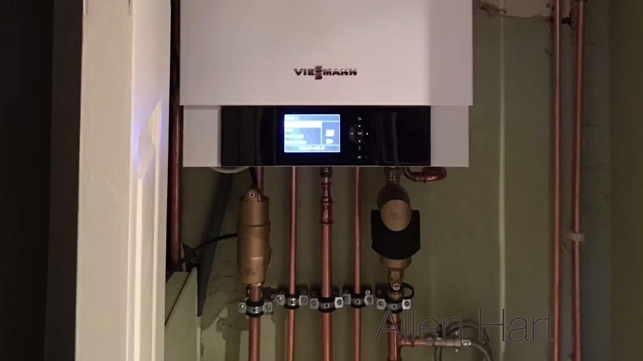 Viessmann 200 Boiler Installation on