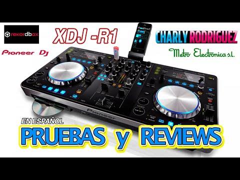 PIONEER XDJ-R1 (Pruebas y Reviews) En español