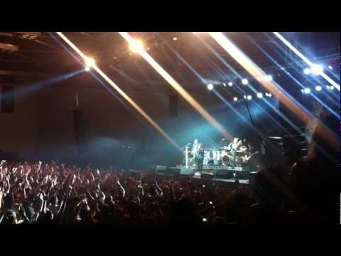 Europe - Final Countdown (Live in Sofia 15.06.12)