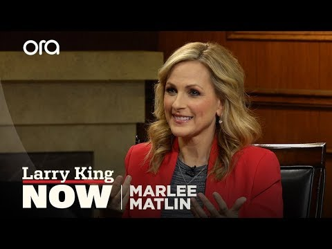 "Trump allegedly called Marlee Matlin ""retarded"""