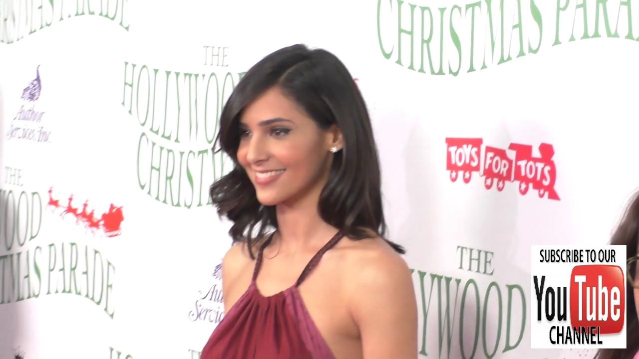Camila Banus at the 85th Annual Hollywood Christmas Parade in ...