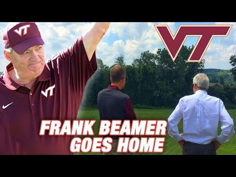 Virginia Tech's Frank Beamer Goes Home To Hillsville, VA