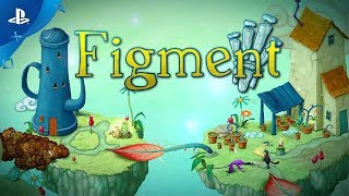 figment  Gameplay Trailer  PS4