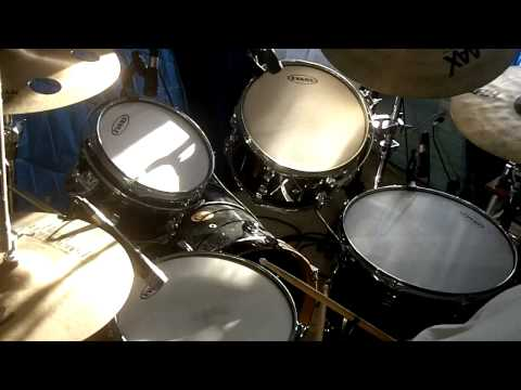 Jonathan Butler - O Magnify The Lord (I Will Call Upon The Lord) (Drum Cover)
