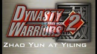 Dynasty Warriors 2 - Zhao Yun at Yiling