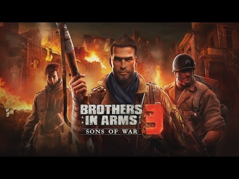 Brothers in Arms 3: Sons of War - iOS / Android - HD Gameplay Trailer