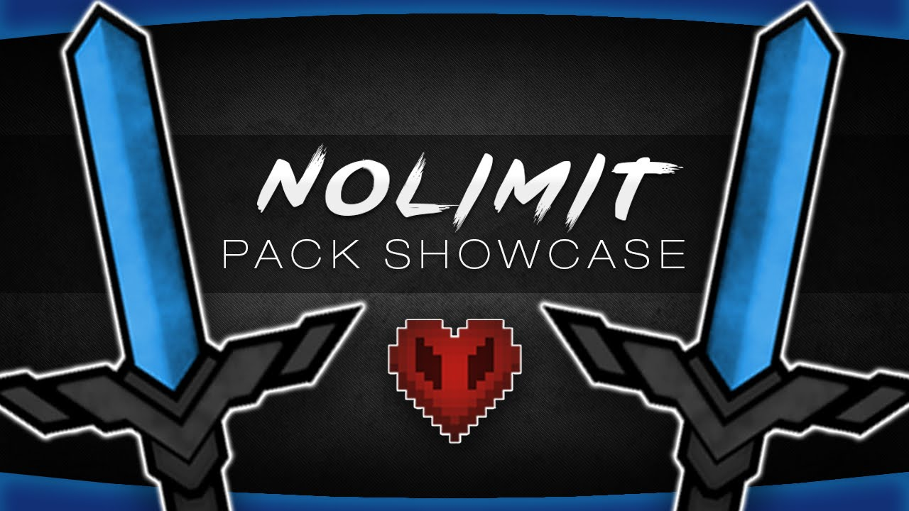 "Minecraft ""NoLimit"" Pack Bundle Release (3 Packs)"